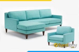 Bộ ghế sofa phòng khách bọc nỉ