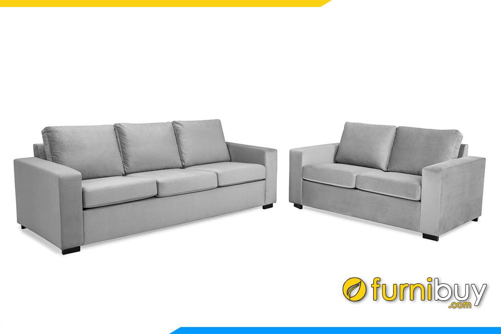 Bộ ghế sofa văng đẹp