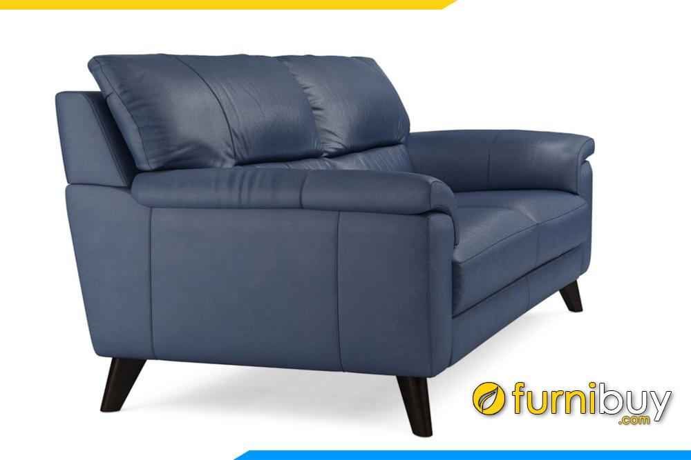 Mẫu ghế sofa văng da cao cấp FB20001