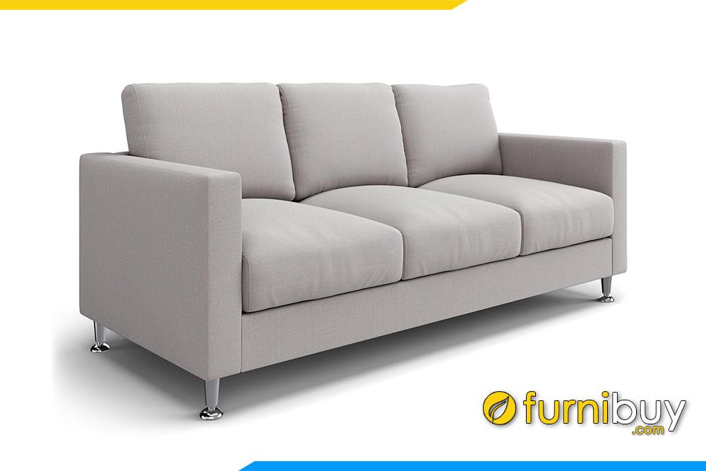Mẫu ghế sofa văng dài đẹp