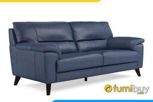 Bộ bàn ghế sofa văng cho phòng khách nhỏ mini FB20001