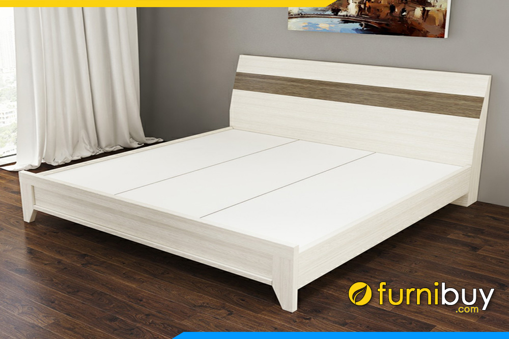 Mẫu giường ngủ giá rẻ FBG004