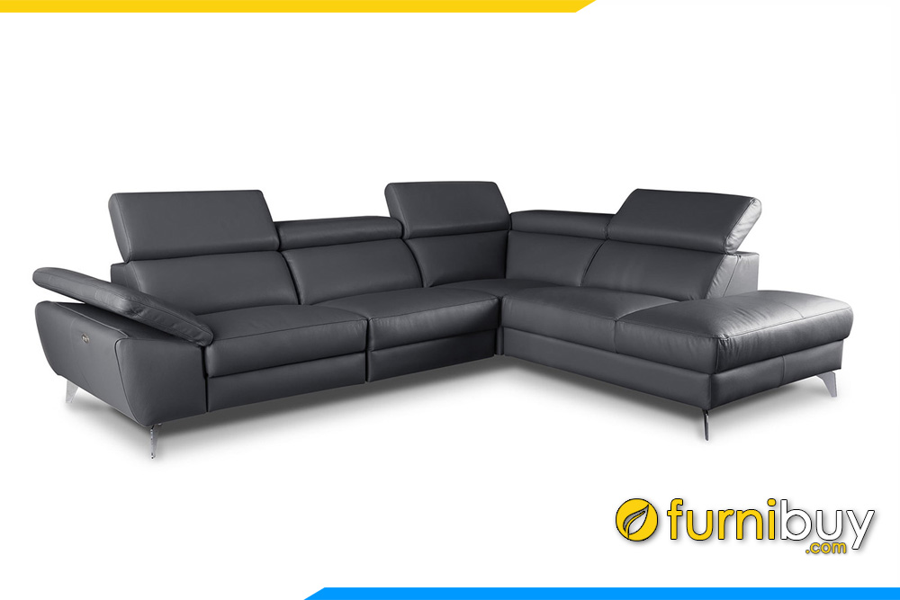 Ghế sofa đẹp dạng góc chữ L
