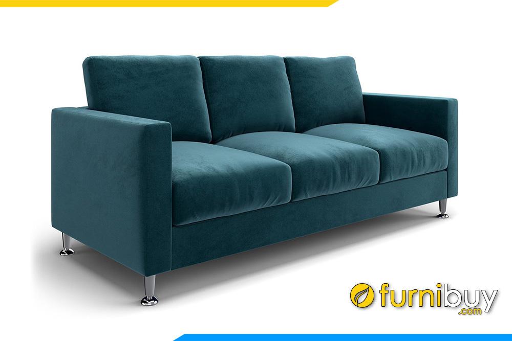 Ghế sofa văng dài 3 chỗ ngồi