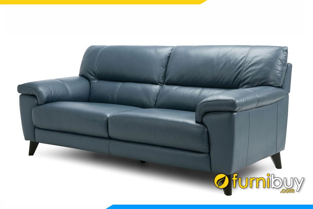 Mẫu ghế sofa văng kích thước nhỏ FB20001