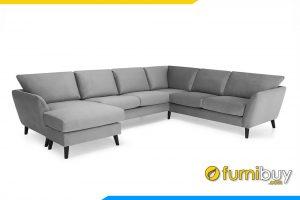 Ghế sofa kích thước lớn
