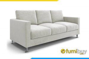 Mẫu ghế sofa văng 3 chỗ FB20192