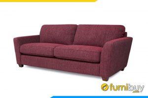 Ghế sofa văng nỉ đẹp 2 chỗ ngồi