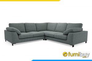 Ghế sofa phòng khách đẹp dạng góc