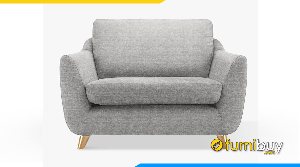 Mẫu ghế sofa đơn đẹp giá rẻ