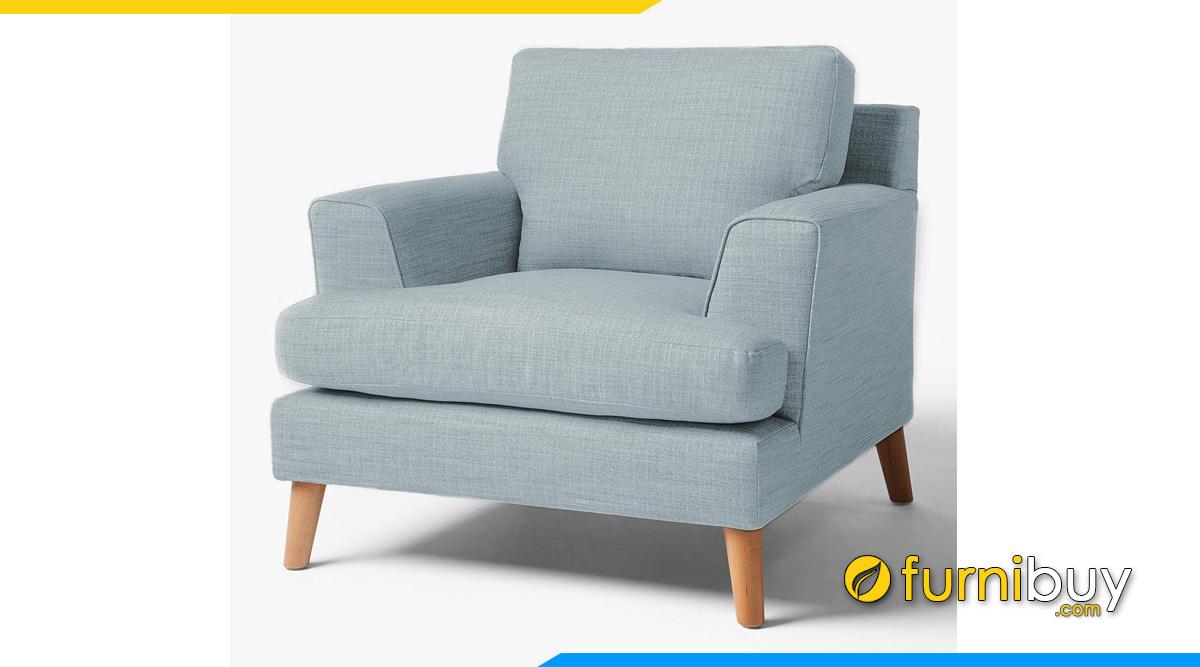 Ghế sofa đẹp 1 chỗ ngồi