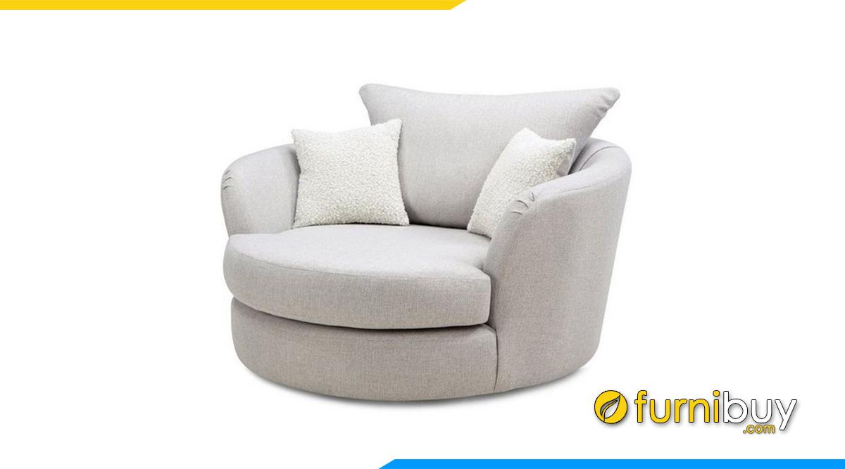 Mẫu ghế ngồi kiểu quây tròn