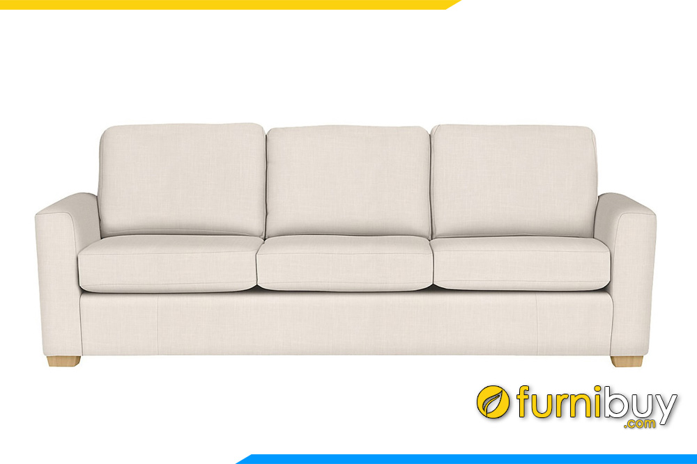 Mẫu sofa dạng văng dài 3 chỗ ngồi FB20056