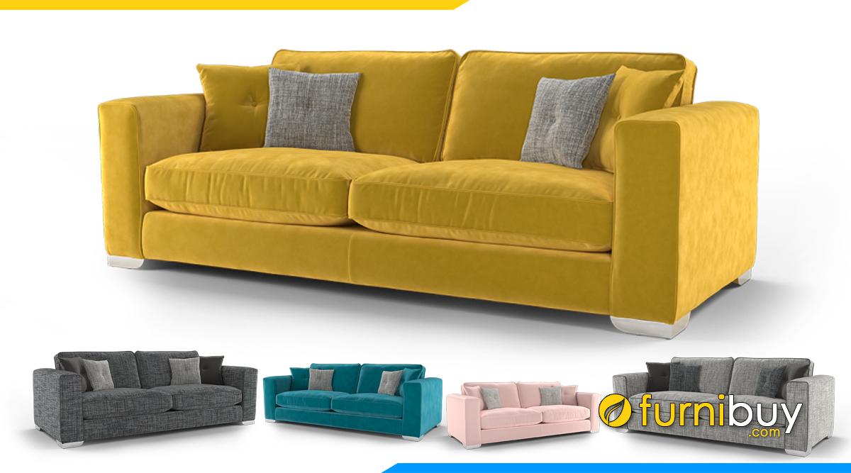 Các mẫu ghế sofa văng 2 chỗ ngồi