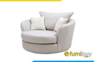 Ghế sofa thư giãn FB20024 phù hợp với nhiều không gian kê khác nhau