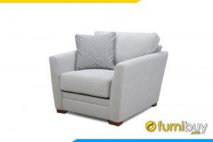 Ghế sofa phòng ngủ giá rẻ 1 chỗ ngồi