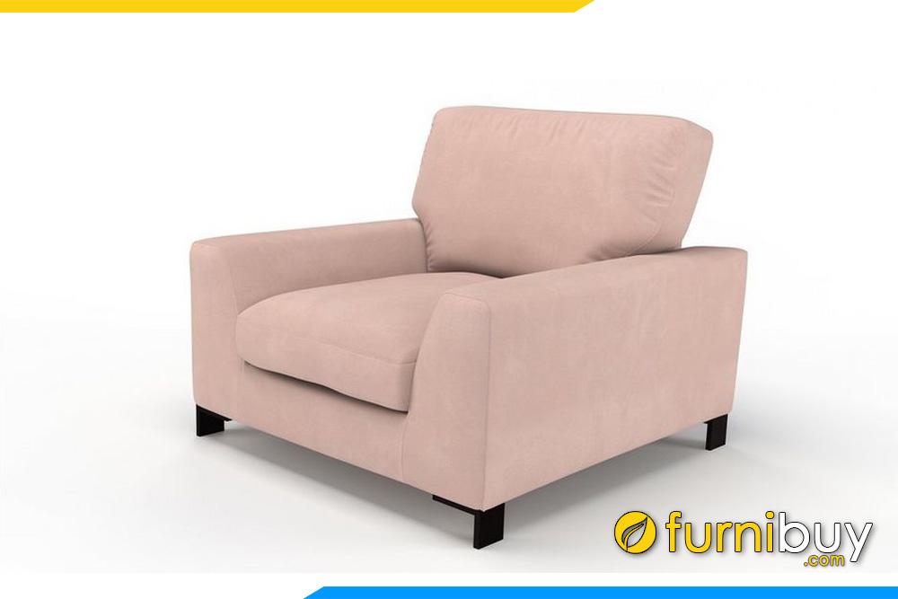 Mẫu thiết kế sofa 1 chỗ đẹp