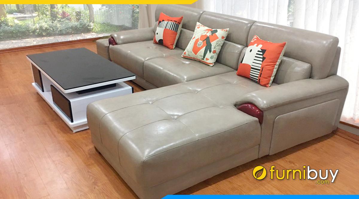 Mua bàn ghế sofa phòng khách đẹp