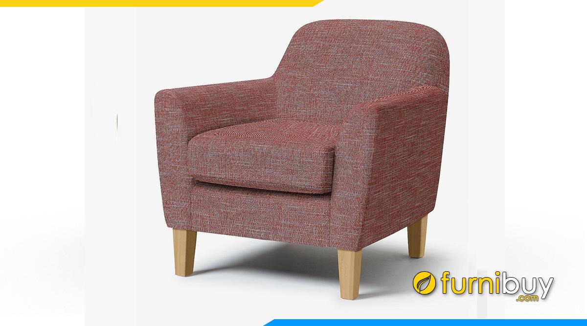 Ghế sofa 1 chỗ kê quán cà phê