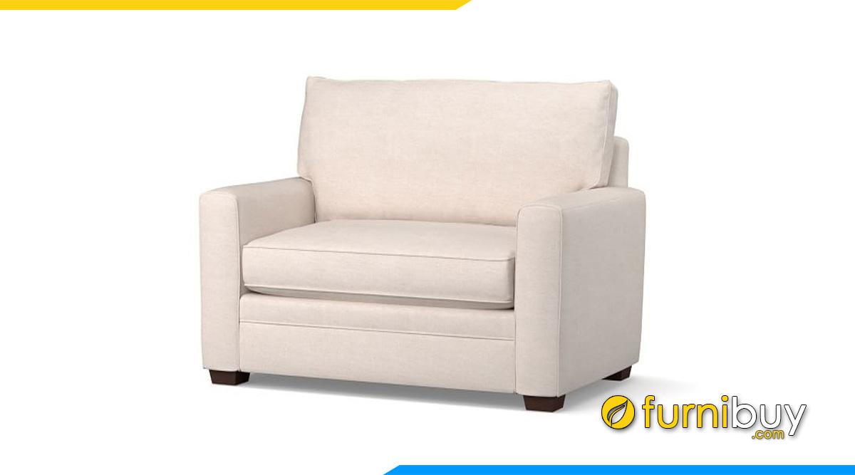 Ghế sofa 1 chỗ kê nhà nghỉ