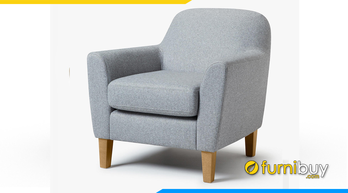 Ghế sofa đơn tựa lưng cao