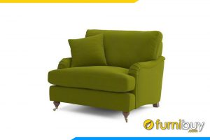 Ghế sofa đơn 1 chỗ đẹp kiểu tân cổ điển