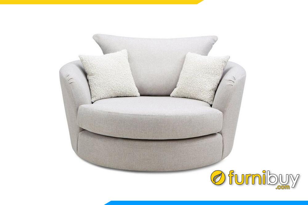 Hình ảnh mẫu ghế sofa đơn FB20024 cho không gian thư giản lý tưởng của gia đình bạn