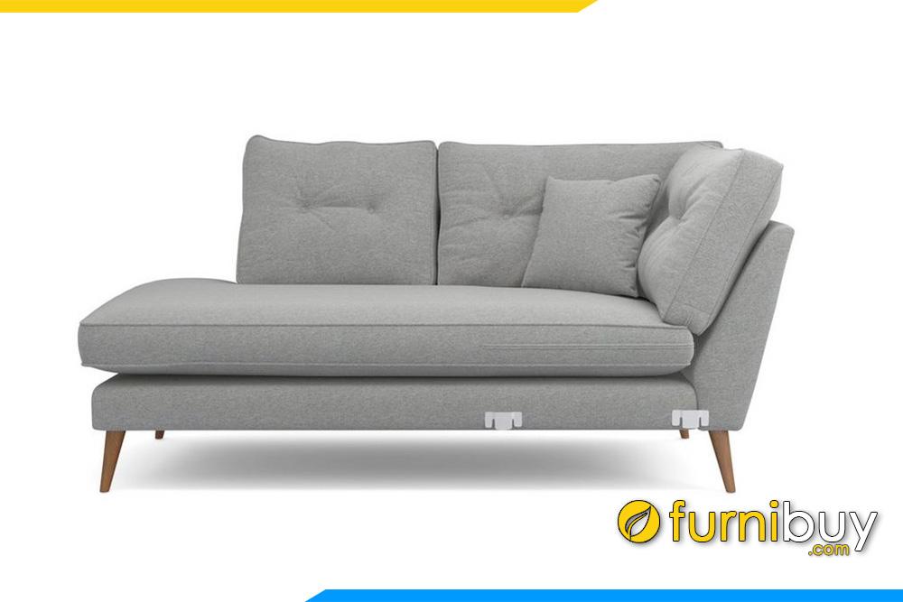 Hình ảnh mẫu ghế sofa giường nằm thư giãn cho phòng ngủ FB20026