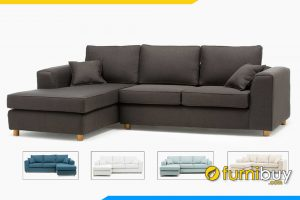 Mẫu ghế sofa góc chữ L đẹp