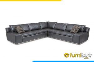Ghế sofa góc chữ V đẹp giá rẻ