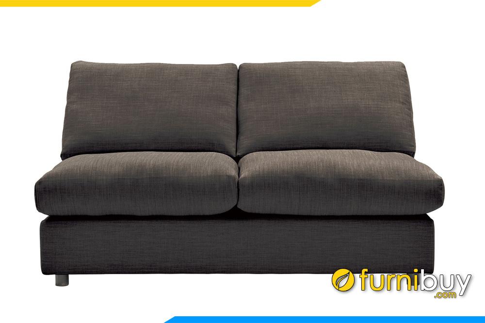 ghe sofa ni 2 cho ngoi