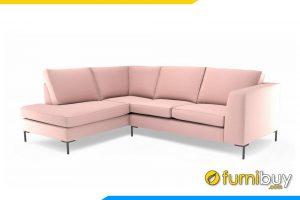 Mẫu ghế sofa nỉ đẹp giá rẻ bình dân