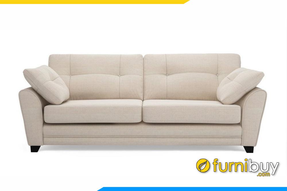 Ghế sofa nỉ phòng khách đẹp FB20003