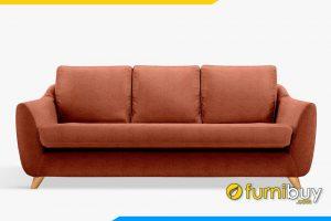 ghe sofa ni vang fb20062 kieu 3 cho hien dai