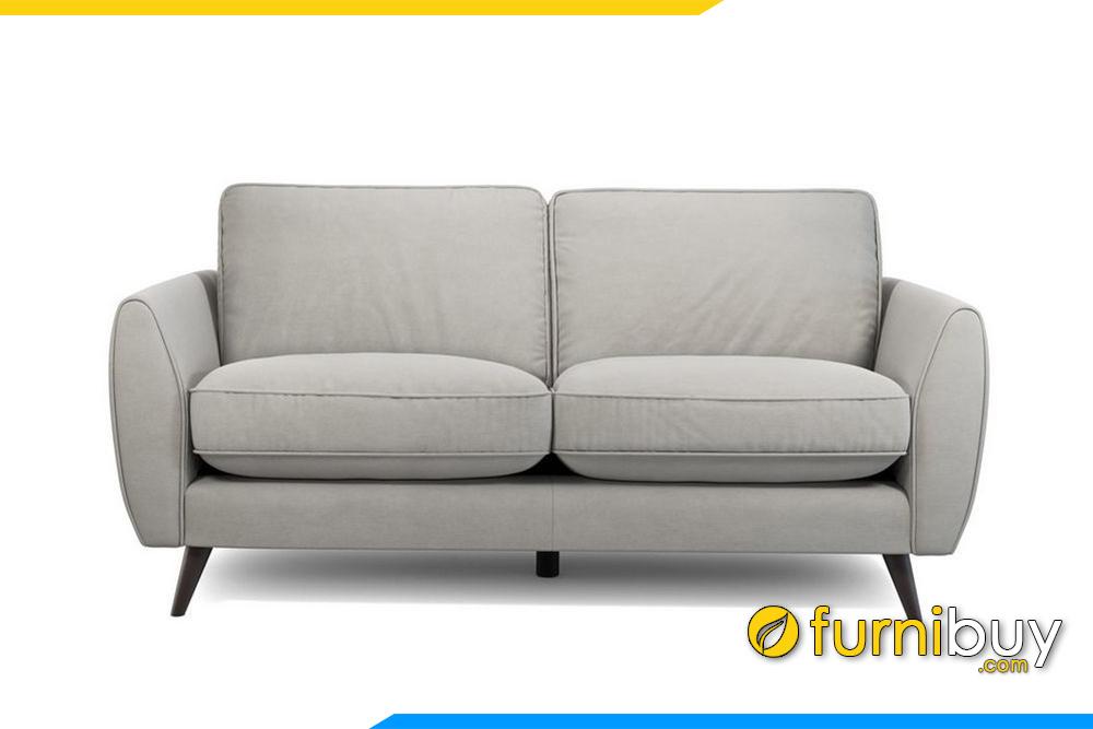 Hình ảnh ghế sofa văng 2 chỗ ngồi nhỏ gọn FB20008