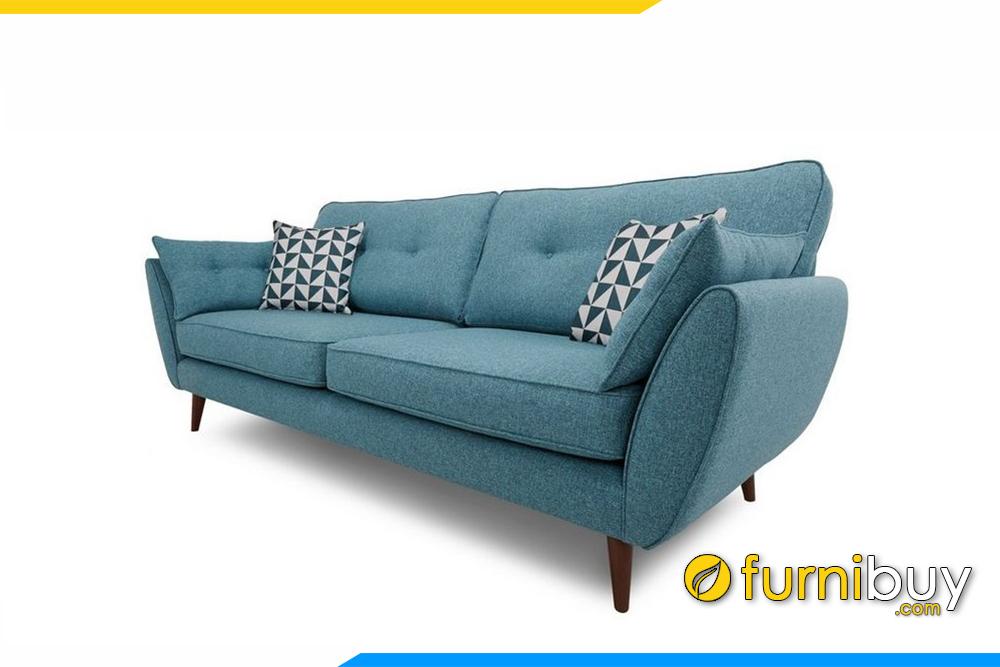 Mẫu sofa phòng khách nhỏ hiện đại