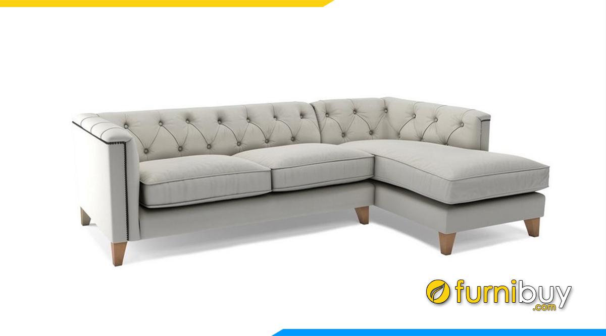 ghế sofa nỉ đẹp