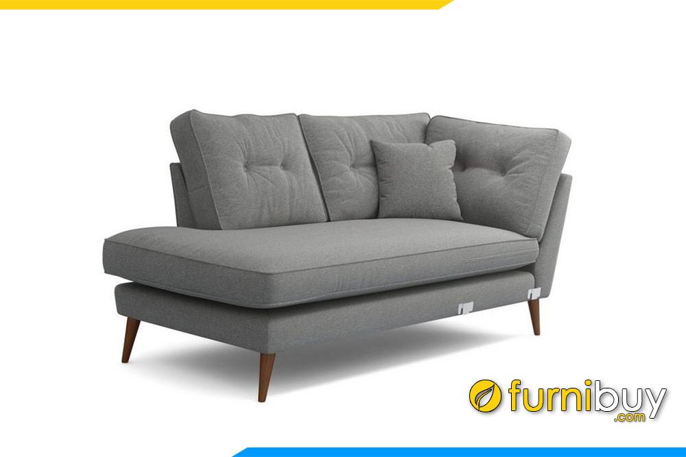 Ghế sofa với thiết kế đính khuy tạo điểm nhấn. Ngoài ra có nhiều màu sắc khác nhau để lựa chọn