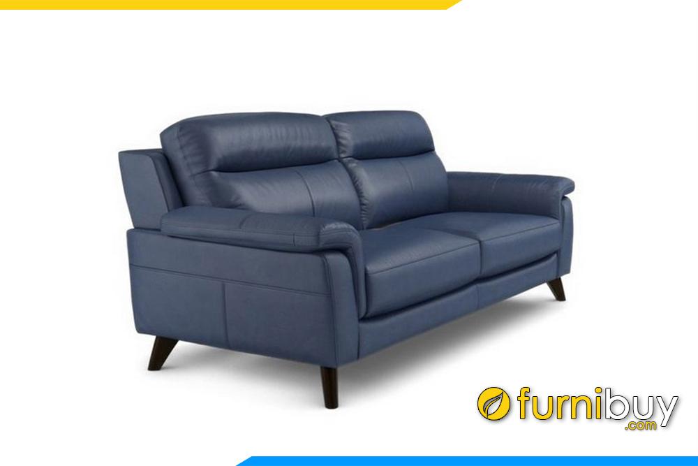 Mẫu ghế sofa được thiết kế tạo sự sang trọng cho phòng khách gia đình