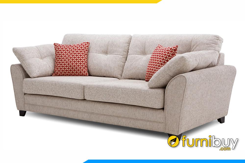 Ghế sofa văng nhỏ mini cho phòng khách chung cư