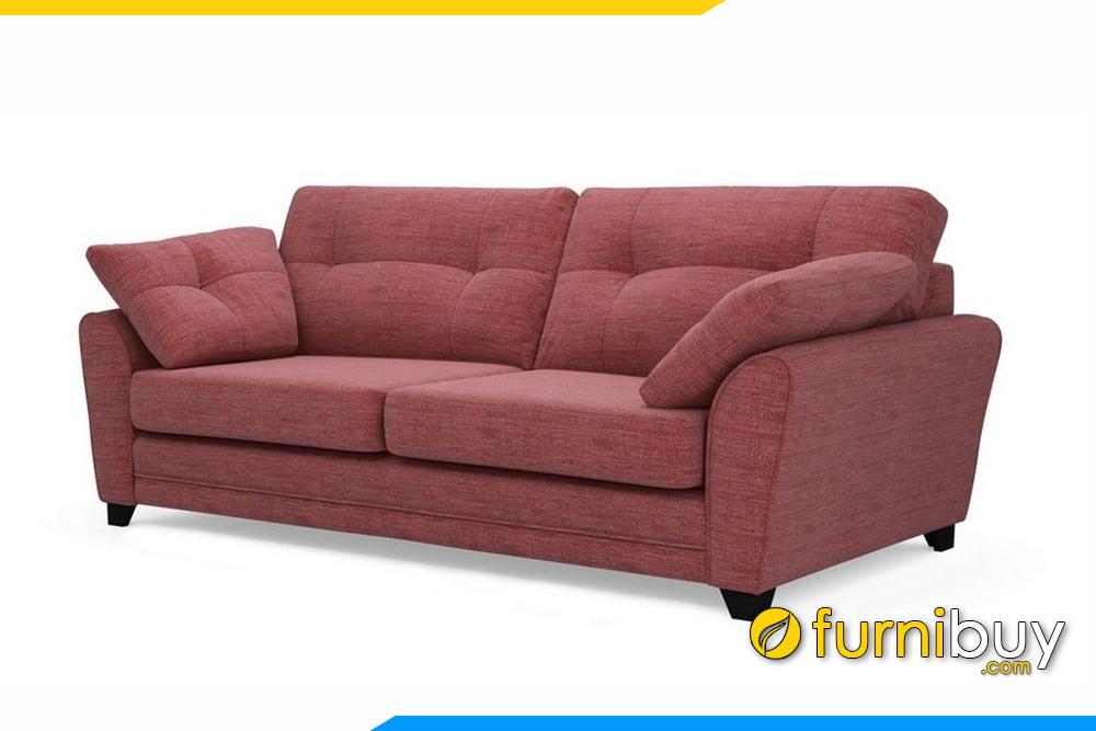 Ghế sofa văng nỉ giá rẻ Fb20003