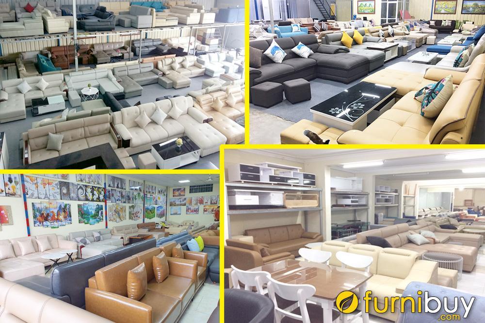 Có rất nhiều mẫu ghế sofa có sẵn để lựa chọn tại FurniBuy