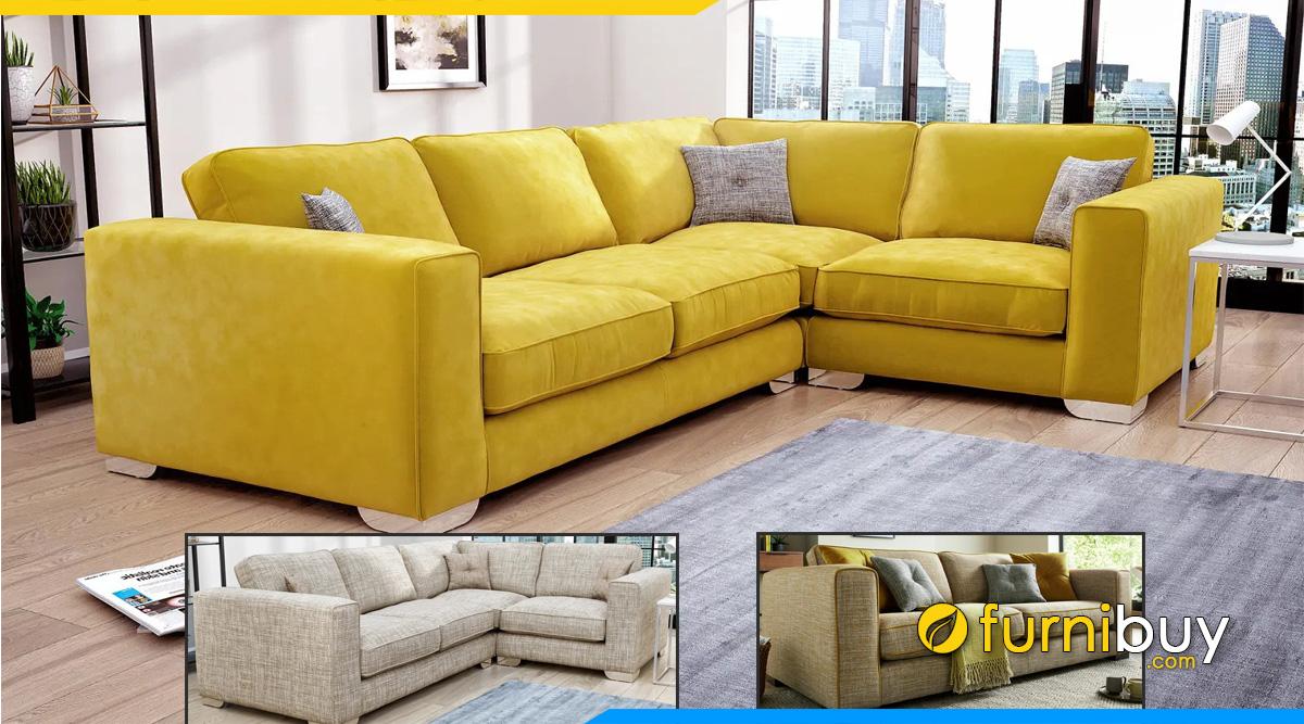 Hình ảnh ghế sofa góc