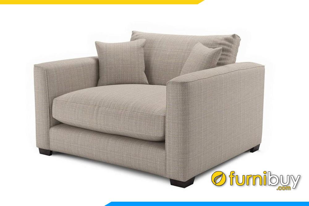 Bạn có thể kết hợp mẫu FB20031 với ghế văng hoặc sofa góc kê tại phòng khách nhà mình