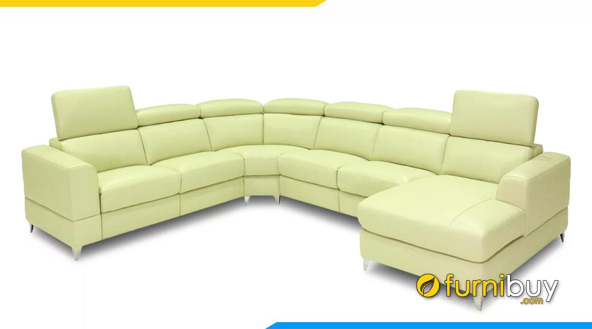 Hình ảnh sofa phòng khách lớn rộng