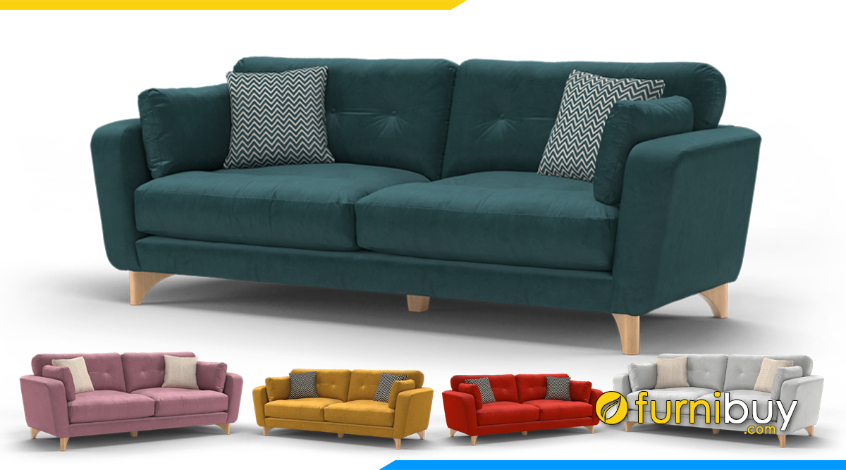Mẫu thiết kế mới nhất của sofa 2 chỗ