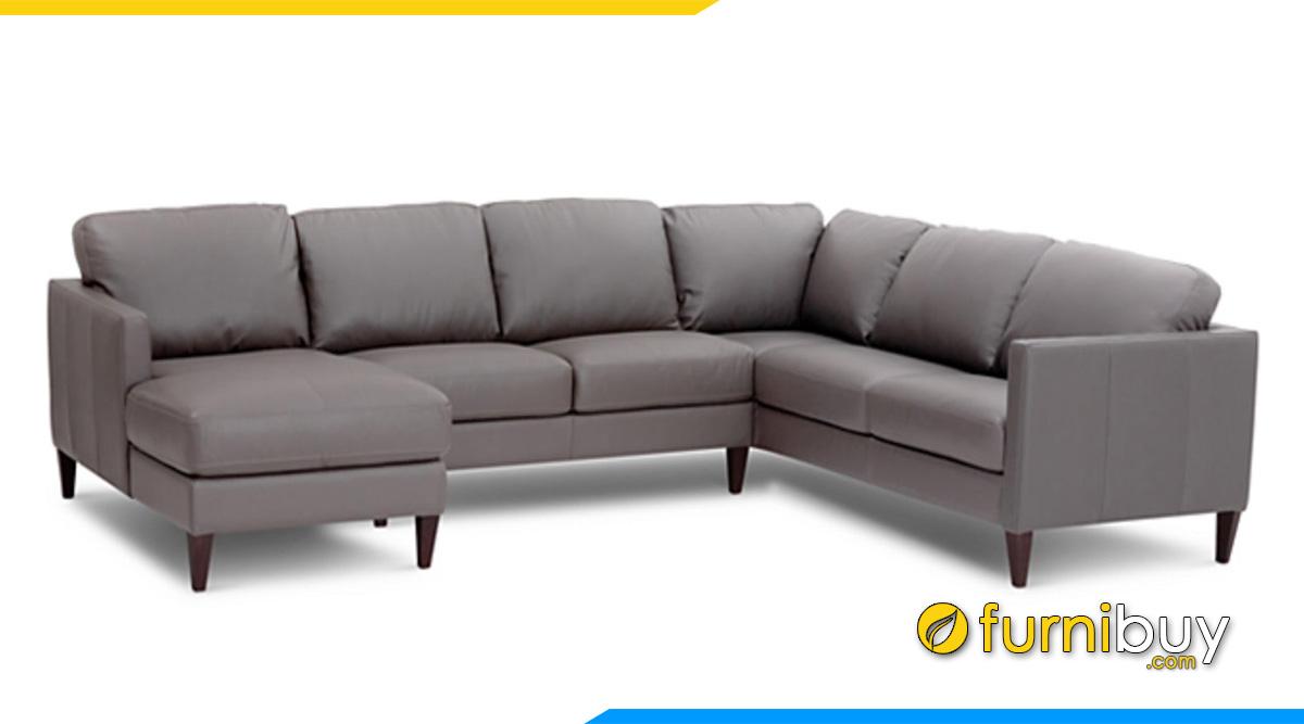 Địa chỉ bán sofa chữ U giá rẻ