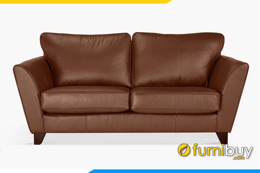 Mẫu sofa da mini FB20051