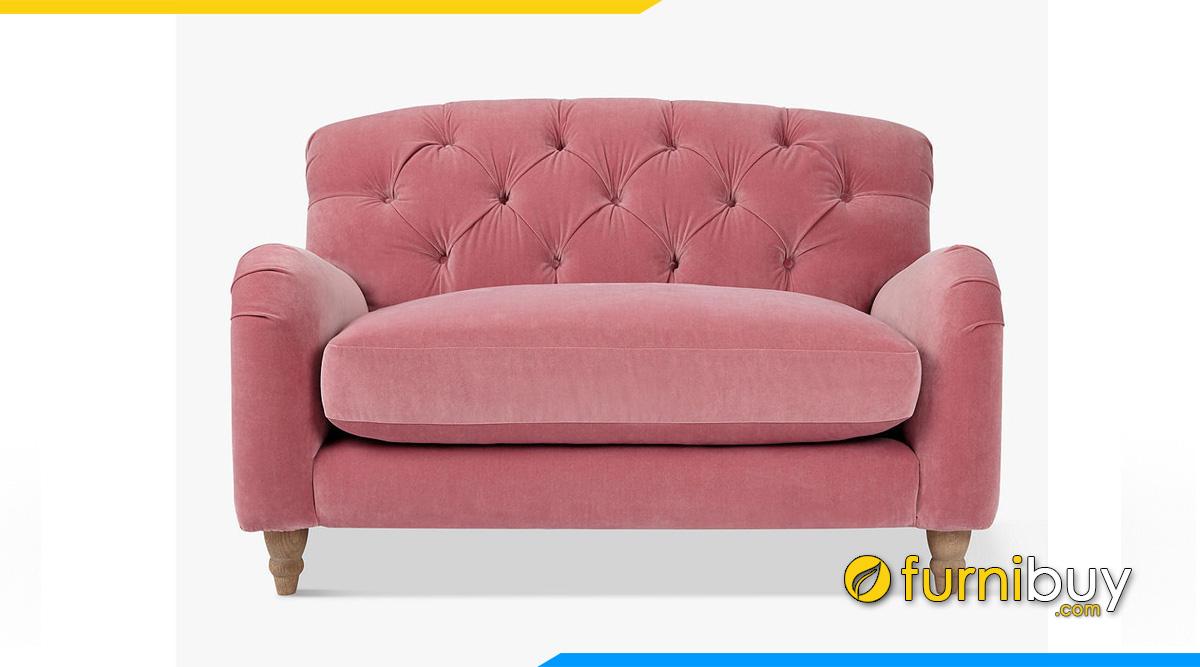 Ghế sofa nỉ loại 1 chỗ ngồi