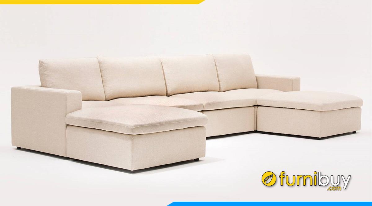 Bộ ghế sofa phục vụ nghỉ ngơi thư giãn